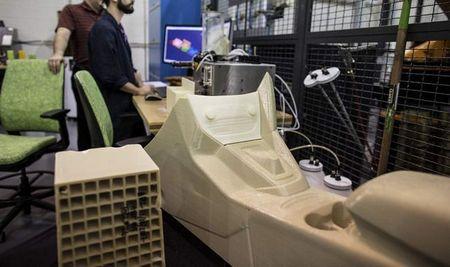 Ford тестує 3d-друк