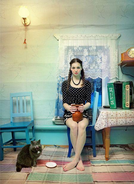 Фотопроект про красу слов`янського фольклору