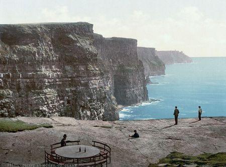 Ірландія в 1890-х: краси смарагдового острова в яскравих листівках