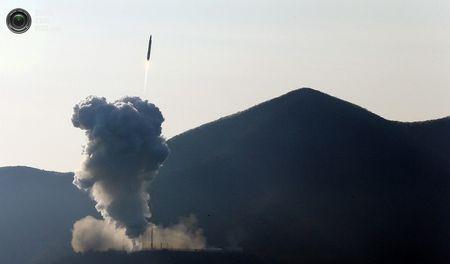 Південна корея стала космічною державою (6 фото + відео)