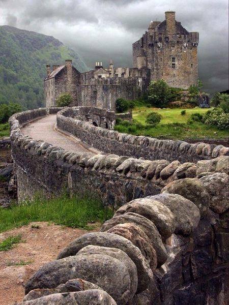 Краса покинутих замків