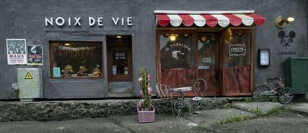 Маленький мишачий магазин, мальме, швеція
