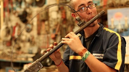 Мексиканець перетворює зброю в музичні інструменти (8 фото + відео)