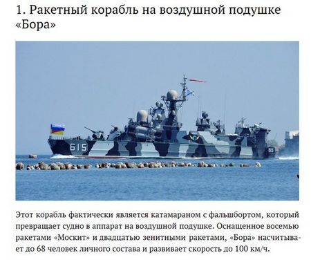 Зброя росії