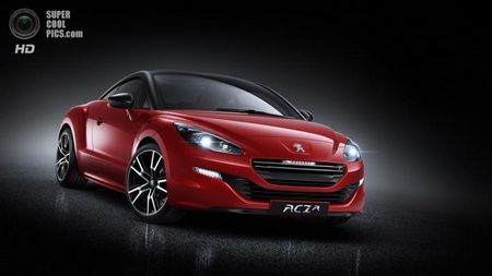 Peugeot RCZ R. (Peugeot)