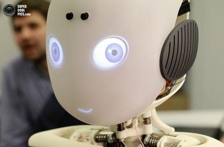 Roboy - самий людиноподібний робот на планеті (5 фото + відео)