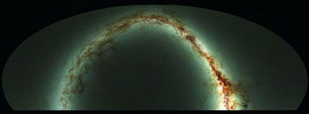 Найбільша цифрова карта космосу