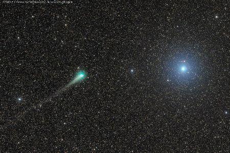 Найбільш очікуваною кометою 2015 року є c / 2013 us10 (catalina)
