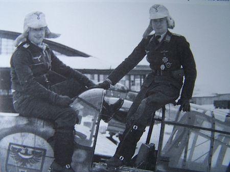 Радянські льотчики на службі Гітлера