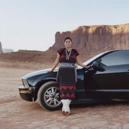 Сучасні американські індіанці в об`єктиві фотографа карлотти кардан