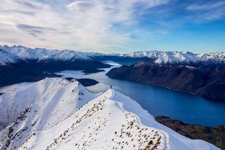Заспокійлива краса південного краю нової зеландії в об`єктиві серфера і фотографа rach stewart