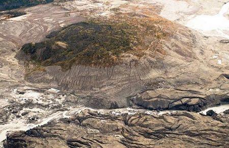 У Канаді за 4 дня пропала річка