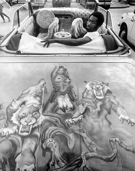 Веніс біч у об`єктиві майстра фотоісторії клаудіо едінгера (1984 рік)