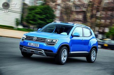Volkswagen taigun: з концепту в росію (12 фото + hd-відео)