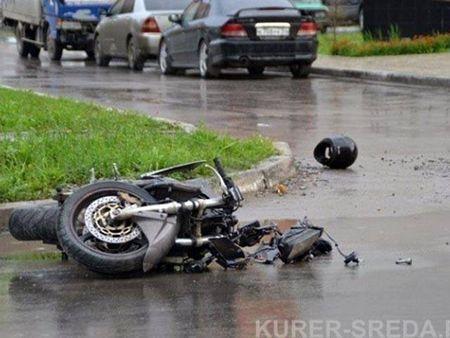 Дівчина врятувала хлопцеві життя аварія, байкер, дівчина