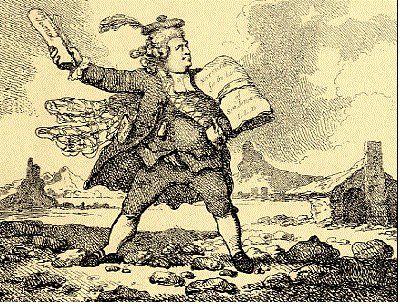 Журналістика сша в 18 столітті. Франклін як журналіст